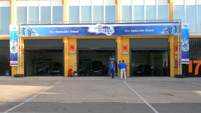 Evento One Racing Day BOSCH